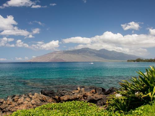 Royal Mauian sits on a rocky lava flow - perfect for snorkeling or SCUBA diving.